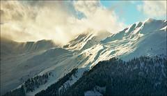 Winter morning on Alps (Katarina 2353) Tags: landscape winter verbier switzerland katarina2353 katarinastefanovic