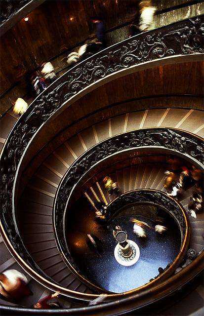 Vaticano Stairs