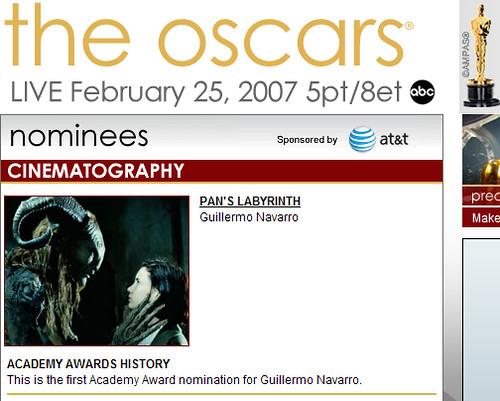 Fauno Oscars