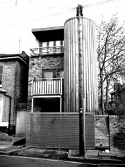 Grand design ([fakey]) Tags: blackandwhite london lewisham guesswherelondon brockley guessedwhere fakey se4 guessedbymyrtlemount