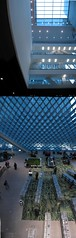 Seattle Public Library (OZinOH) Tags: seattle vertical library stitching seattlepubliclibrary washingtonstate publiclibrary ll100