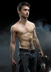 Daniel Radcliffe desnudo Equus Harry Potter naked