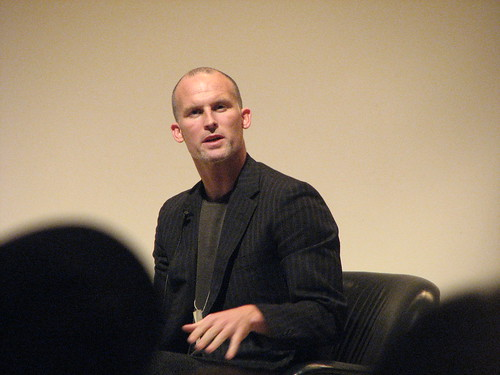 matthew barney speaks at the hirshhorn, jan. 31 by mme psychosis