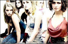 Spring Summer 2003: 13 of 17 (Jef Harris) Tags: 2003 girls boy summer music alex fashion photo bill video clothing chaos group bad rosa alexandra jef rest bella harris crawford ashbury costanzo rodionova acadamy unreadable michea