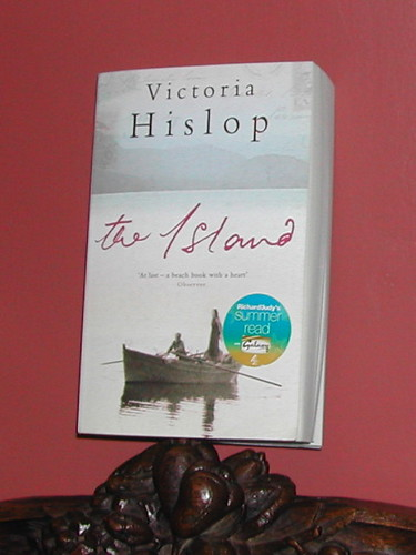 The Island bookcover
