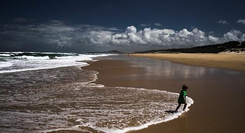 Outrun the Ocean