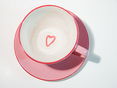 Heart Mug (2) (debra booth) Tags: pink hearts patterns valentine isawyoufirst debrabooth