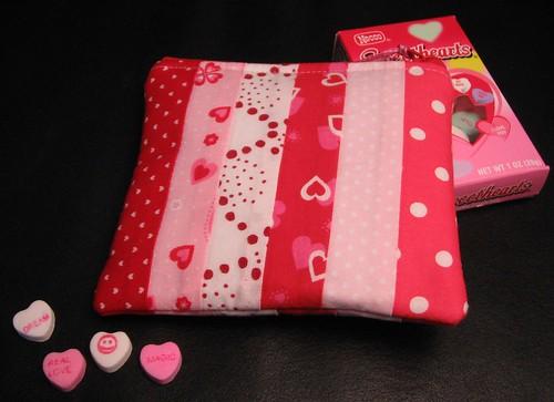 Valentine's Pouch