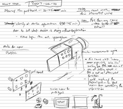 2007 02 10 Planning Notes