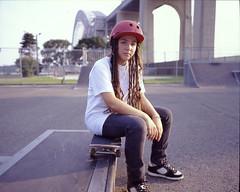 ARIANA002 (ILLskateFORes) Tags: girl one cancer commercial skateboard less cervical gardasil