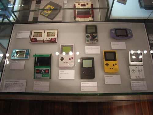 Game Boy Family