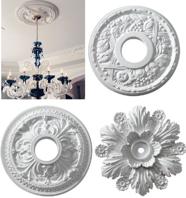 Reader Q: Ceiling Medallion Resources?