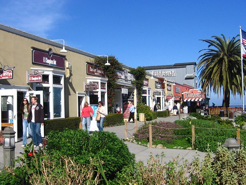Monterey shopping