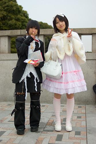 Japanese Fashion - Cosplay & Sweet Lolita by Adrian.N.