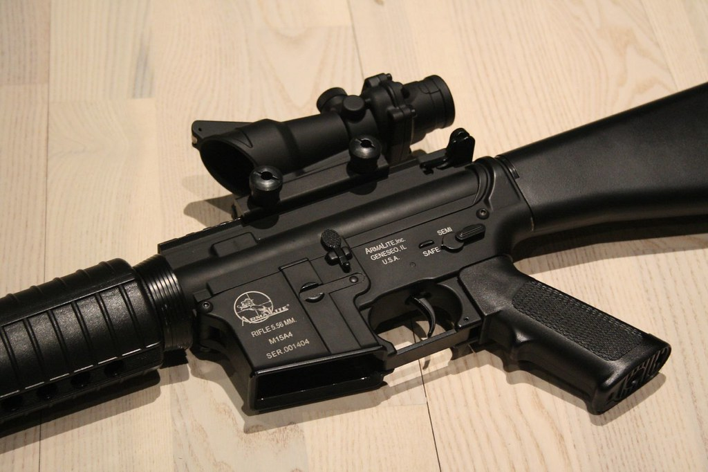 The World's Best Photos of armalite and replica - Flickr