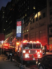 New York fire enginee (wukong  (Xuemin Guan)) Tags: usa ny newyork us