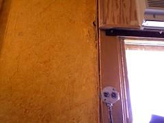 Coffeeshop Wall (tbridge) Tags: murky macbookprocamera