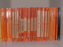 penguins on my shelf