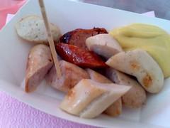Mini Sausage Combo