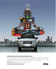 Publicidad Jeep Compass