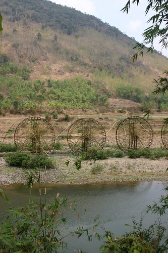 Close to Na Meo on the Vietnam/Laos border...