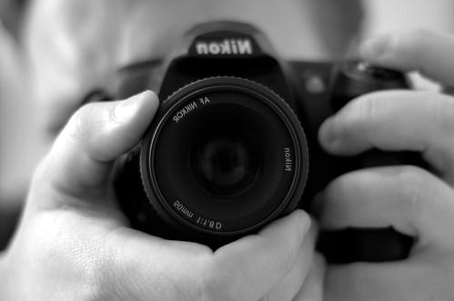 50mm f/1.8D AF Nikkor...