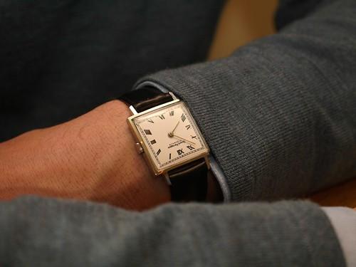 David's watch