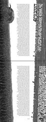 double spread 81-82 (Yaronimus Maximus) Tags: art typography spread book design graphicdesign israel graphic photos double hebrew visual typo ישראל communications maximus visualcommunications עברית hadassa thomasbernhard theloser yaronimus frankruhl טיפוגרפיה thedrowner hebrewtypography israelgraphicdesign ירונימוס