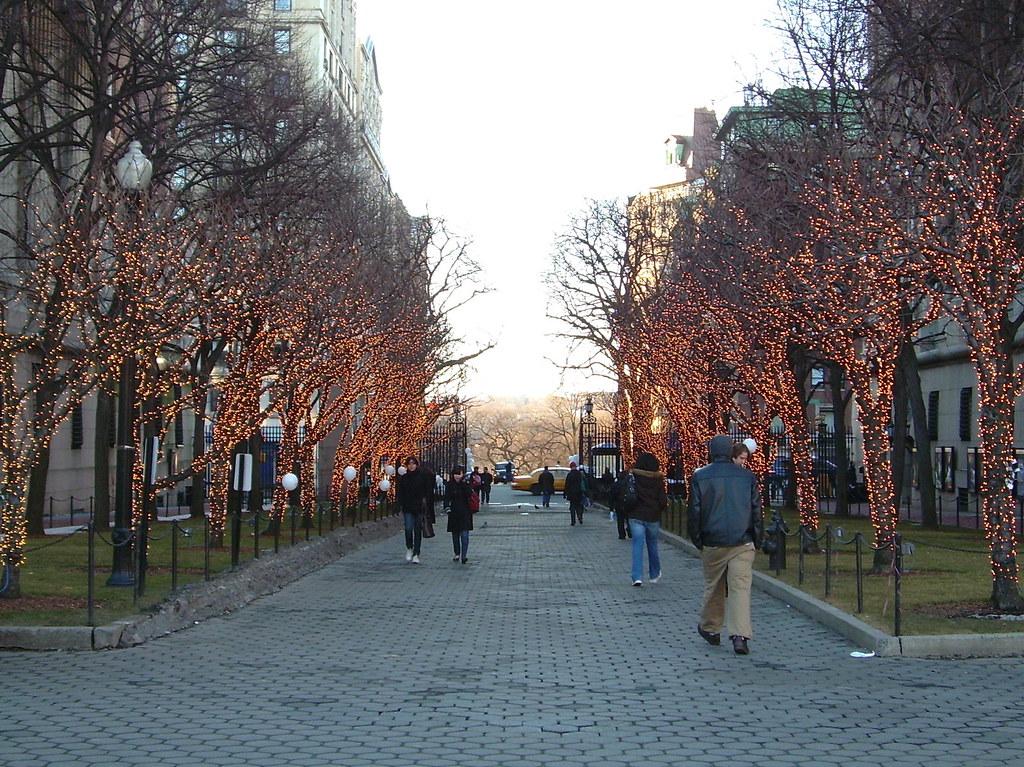 116th street walk