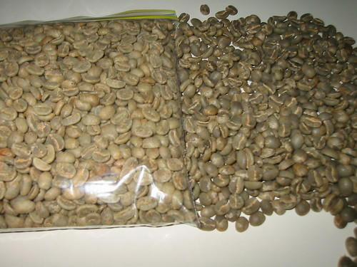 left Colombia S. Huila : Right FVH Michicoy
