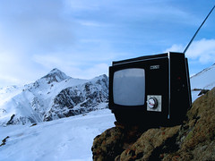 Yeti TV (Glebkach) Tags: show snow mountains peak edge caucasus yeti tvset dombai 603 imagespace:hasdirection=false