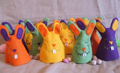 Whole bunch'a bunnies!