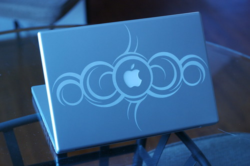 Laser Etched MacBook Pro 15""