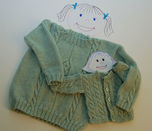 Sweaters for my niece