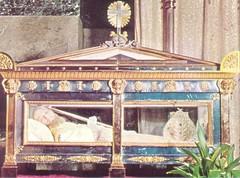 Reliquienschrein des hl. Franz von Sales