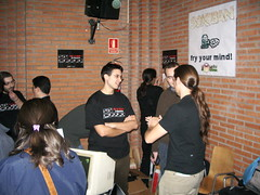 Speccy.org en MadriSX 2007