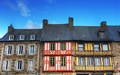 The Houses of Trguier (David Giral | davidgiralphoto.com) Tags: david france rural landscape landscapes nikon brittany europe village maisons bretagne villages breizh armor d200 paysage toit paysages bzh giral mdival trguier ctes pittoresque treguier trgor tregor nikond200 darmor 18200mmf3556gvr armorique copyrightdgiral davidgiral anawesomeshot pitorresque pitorresques ruraux