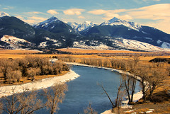 Paradise Valley (Jeff Clow) Tags: winter mountains bravo montana searchthebest quality explore valley paradisevalley jeffclow magicdonkey outstandingshots speclandscape abigfave impressedbeauty