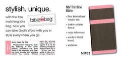 bible in a bag
