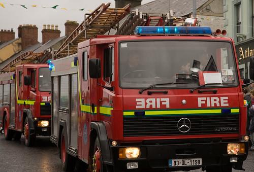 Photo: Fire Brigade