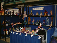 Doll Club booth