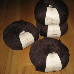yarn - Rowan Calmer