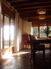Comedor formal (Prema Macarena  Miraflores, Madrid, Spain) Tags: madrid rural de la casa weekend rental sierra miraflores prema macarena premamacarena wwwpremamacarenacom