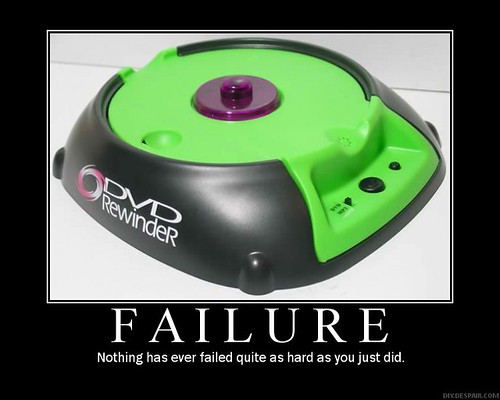 Thumb FAIL: DVD Rewinder