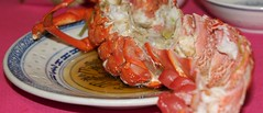 lobster (yewenyi) Tags: red food shell australia melbourne victoria reception lobster vic aus oceania
