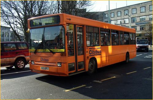 103 K103SFJ Plymouth Citybus