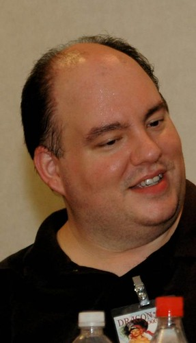 Joe Murphy at Dragon*Con 2006