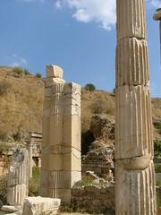 Ephesus / Efez (LeszekZadlo) Tags: old a