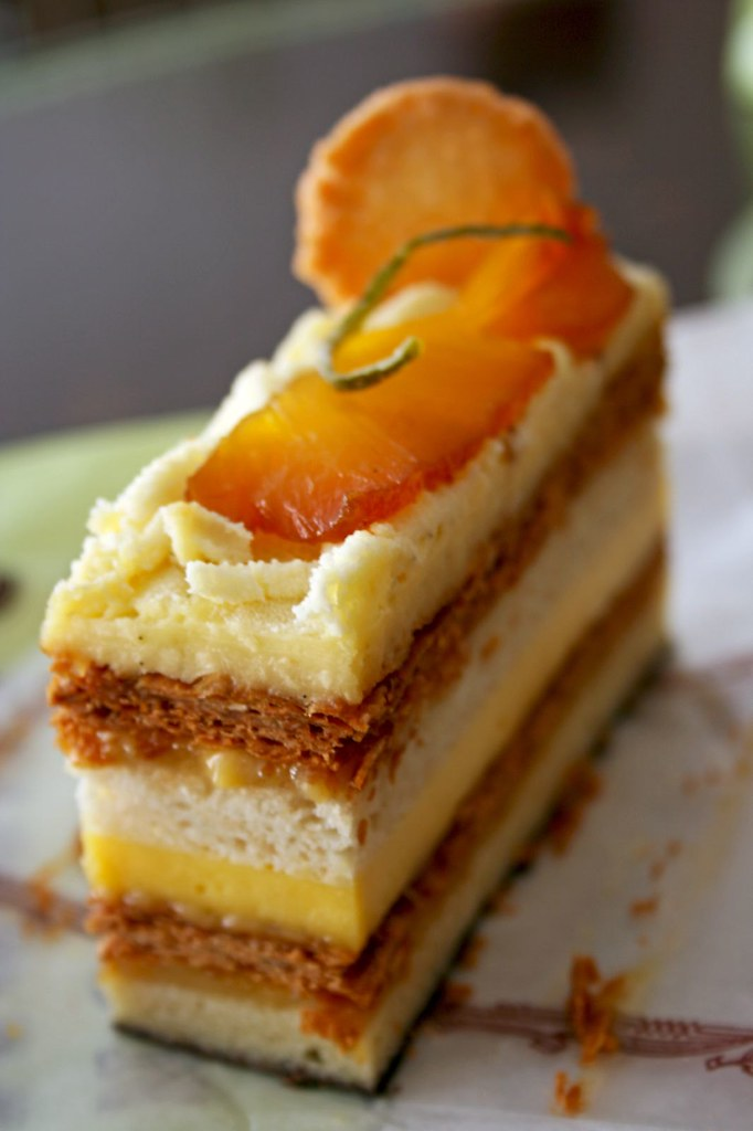 Tropical Millefeuille