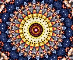 Street vender (Song_sing) Tags: kaleidoscope challenge kaleidoscopes mandalas tobyotter anawesomeshot wowiekazowie diamondclassphotographer flickrdiamond pspro7 kaleidoscopesonly